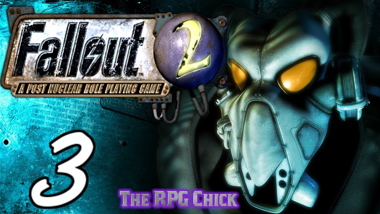 Let's Play Fallout 2 (Blind), Part 3: Unarmed Combat?!?
