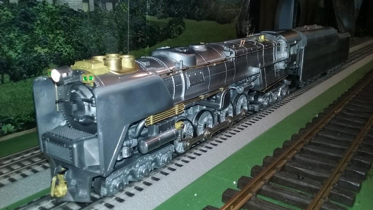Lionel 6-11415 Legacy Unpainted Pilot Pennsylvania Railroad (PRR) S2 Steam  Turbine