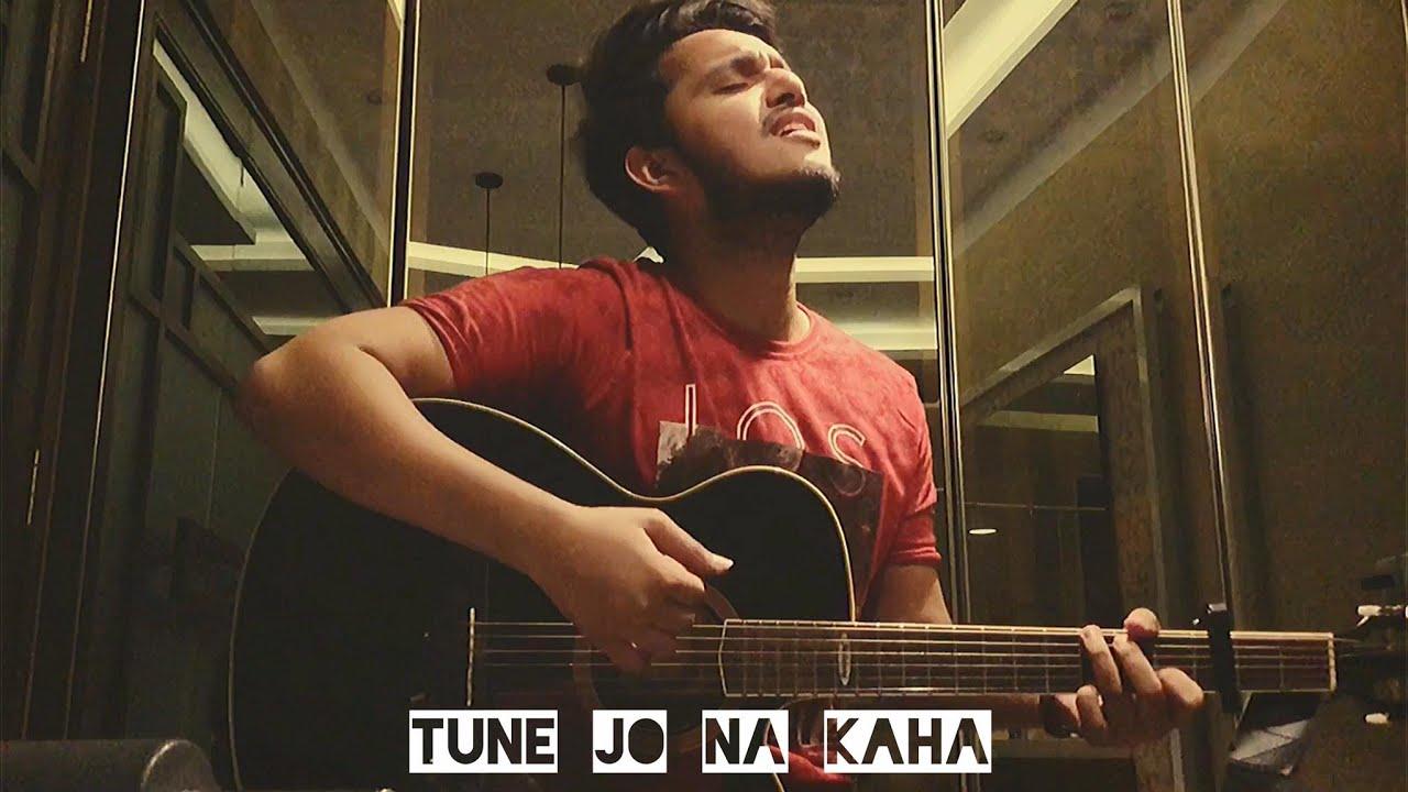 Tune Jo Na Kaha - Unplugged | Syed Umar