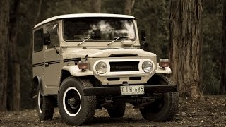 introducing the toyota landcruiser fj40
