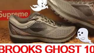 BROOKS GHOST 10 (Best Running Shoe of 2018?!)
