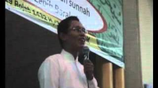 Ceramah Lucu Ustadz Aam Amiruddin Bag 2
