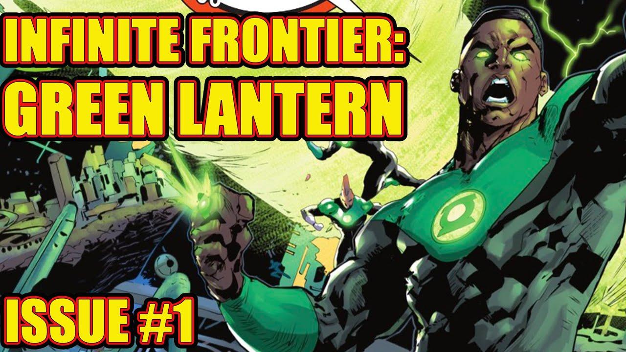 Download Infinite Frontier: Green Lantern (issue 1, 2021-)