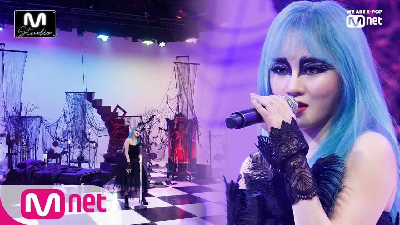 [SOJUNG of LADIES' CODE) - bad guy(Original Song by Billie Eilish)] Studio M Stage | M COUNTDOWN 191