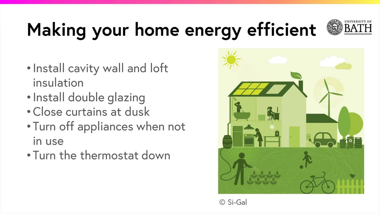 How To Make Your Home More Energy Efficient You