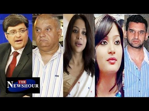 Sheena Bora Murder Tapes OUT - The Cold Blooded Cover Up: The Newshour Debate (25th Aug 2016)