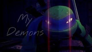 TMNT Черепашки ниндзя / My Demons