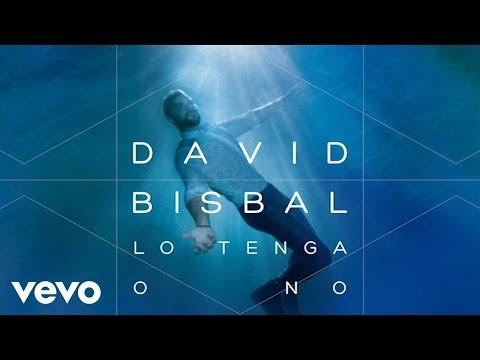 David Bisbal - Lo Tenga O No (Audio)