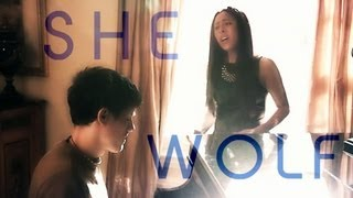 'She Wolf (Falling To Pieces)' - David Guetta ft Sia (Kim Viera & Kurt Schneider Cover)
