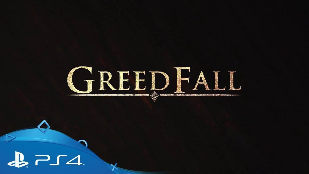 GreedFall | E3 2018 Trailer | PS4