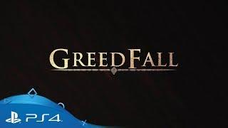 GreedFall   E3 2018 Trailer   PS4