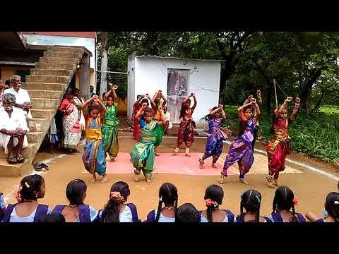 Gallu Gallu Jodedla Parugu Chudu Song Dance  Performance