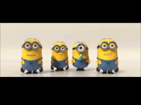 QKi - Twerk Banana ✖ Minions Dancing Video