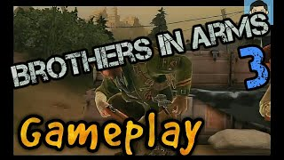 Brothers In Arms Gameplay