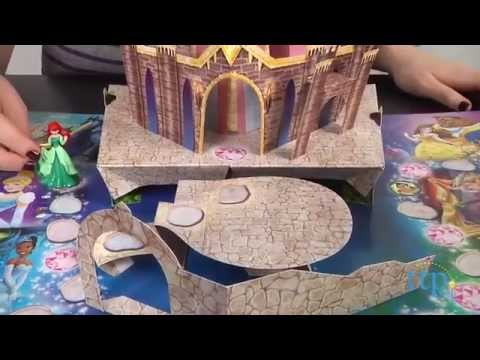 Disney Princess Pop Up Magic Castle Game From Hasbro YouTube