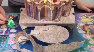 Disney Princess Pop-Up Magic Castle Game from Hasbro