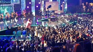 Davido Performs IF FALL LIKE THAT and FIA VIA at Soundcity MVP January 13 2017