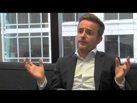 Interview with Paul McCroy, Head of Finance, Facebook