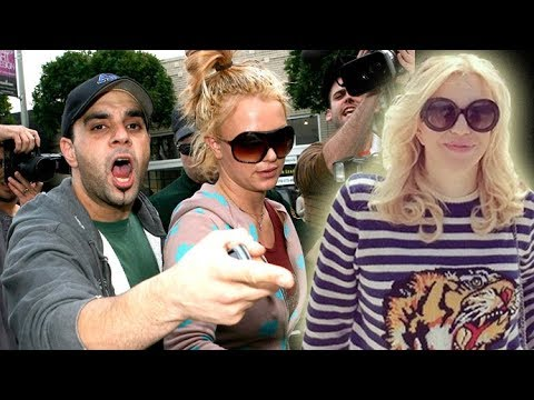 Britney Spears' Ex-Manager Sam Lutfi Hit With Restraining Order By Courtney Love Mp3