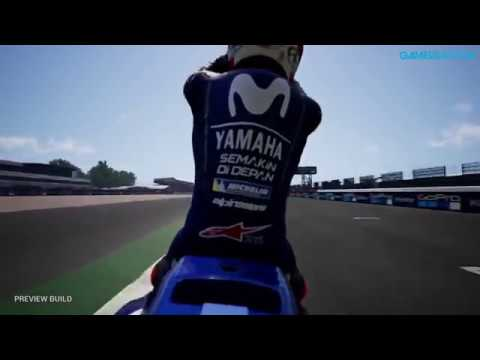More Motogp 18 Gameplay Preview Event Of Motogp 2018 Game Ps4