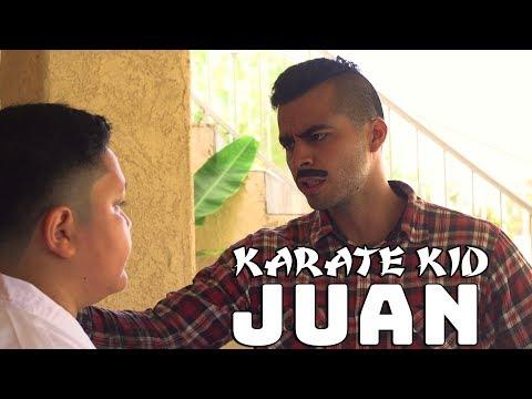Karate Kid Juan   David Lopez