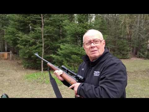 Low Recoil Ammo in a Winchester Model 70