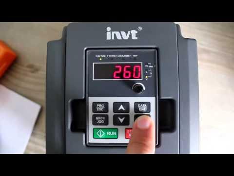INVT Solar AC Pump Controller