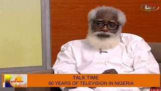 Talk Time - 60 Years of Television in Nigeria