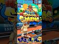My best score(Subway Surfers)