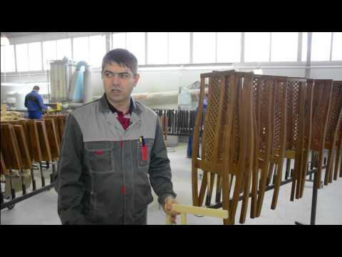 """Стулья и столы из массива от производителя Мебельная фабрика """"12 стульев"""""""
