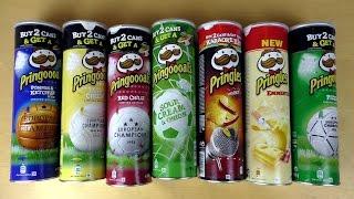 Pringles Variety Review