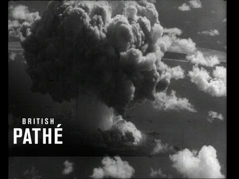 Hiroshima Atomic Bomb (1945) | A Day That Shook the World