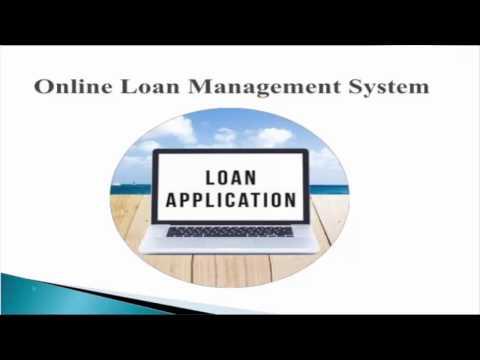 online-loan-management-system