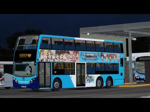 Omsi 2 with Jokervation | Manly act two | 155 | Enviro 200 - YouTube