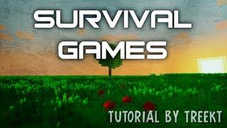 Jak wgrać i używać plugin SurvivalGames na serwerze Minecraft (Bukkit)