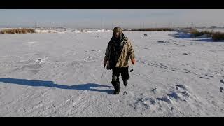 Ишим рыбалка мороз 26 часть 1