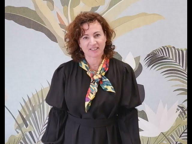 Karine Fabre Directrice Générale VOLTEO transfère de l'énergie à Traverser-Vivre !