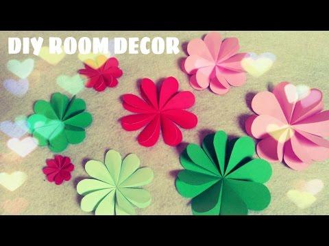 Paper Flowers Tutorial - Origami Easy