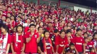 SCG ムアントン・ユナイテッド FC サポーター