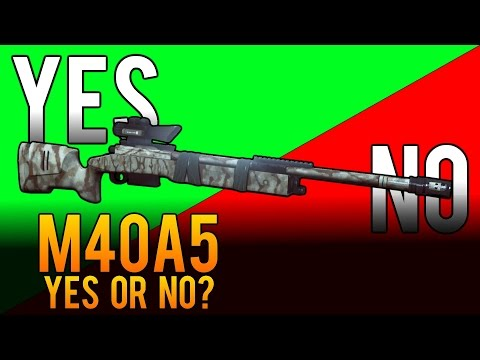 yes-or-no---m40a5-bolt-action-rifle-review---battlefield-4-(bf4)