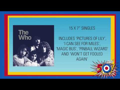 Track Singles Box Set