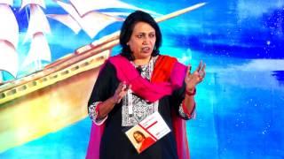 Run to discover yourself | Sagarika Melkote | TEDxVNRVJIET