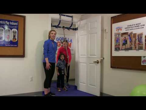 Gorilla Gym Pre-School School Motor Skill Development Exercises