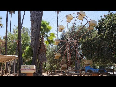Download Exploring an Old Abandoned Amusement Park in San Diego! (Bumper Cars!)