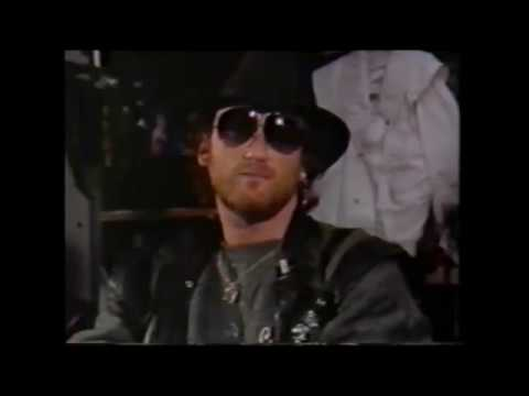 Deep Purple's Roger Glover Interview on Detroit TV 1985