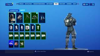 "Fortnite""SLEDGE SKIN""My 463 Skin! Top 10 Accounts Worldwide!"