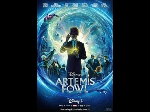 Best Action Movie Ever- Artemis Fowl Trailer- Get Ready For Latest Movies- Action- Suspanse- Thrill
