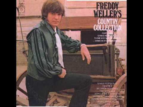 Freddy Weller Oak Ridge Tennessee