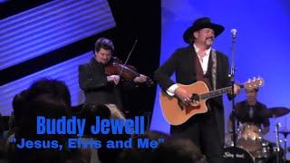 Buddy Jewell - Jesus, Elvis and Me (Lyrics In Description) YouTube Videos