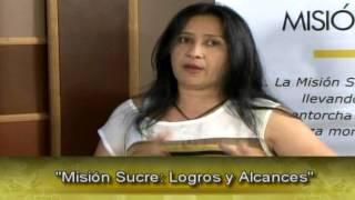 Historia Viva: Misión Sucre